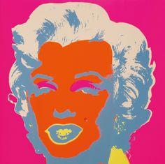 Andy Warhol - Marilyn No 27, Sunday B. Morning | Oeuvre d'Art en Vente Artsper