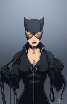 Catwoman by phil-cho.deviantart.com on @DeviantArt