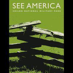 Shiloh National Military Park 1 by Darrell Stevens  #SeeAmerica