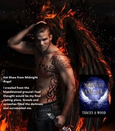 What are you called when you are caught in a love triangle between heaven and hell? A Midnight Angel, that's what! MIDNIGHT ANGEL by Tracey A Wood  Genre: Paranormal Romantic Suspense …