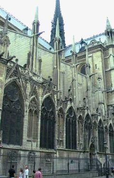Stupendous Notre Dame, Paris   had chills the whole tour....