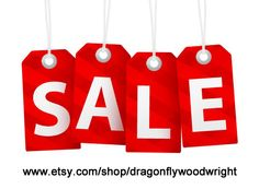 Dragonfly Wood Wrights: MOTHER'S DAY SALE!    We are pleased to announce t...