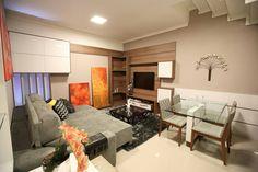 Ter aconchego no lar com ambientes integrados!!