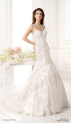Susanna Rivieri 2016 Wedding Dress