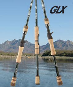 G. Loomis GLX Fishing Rods