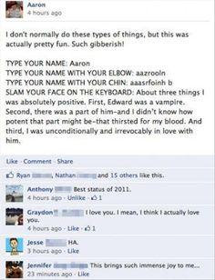 Hahaha I love this!!!!