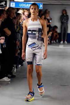 #Menswear #Trends WALI MOHAMMED BARRECH  Primavera Verano 2015 Spring Summer #Tendencias #Moda Hombre