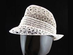Des chapeaux en impression 3D par MGX - Le blog des tendances design, technologies, architecture, web