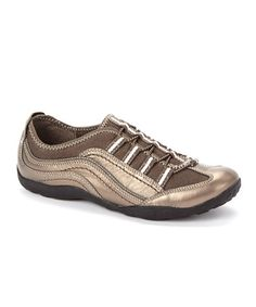 Take a look at this Pewter Haley Falcon Slip-On Shoe - Women by Clarks on #zulily today!