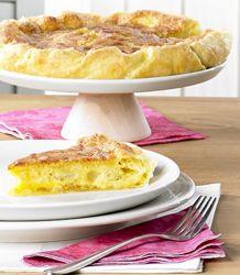 Recept » Colruyt Culinair druiventaart met sinaasappel marmelade