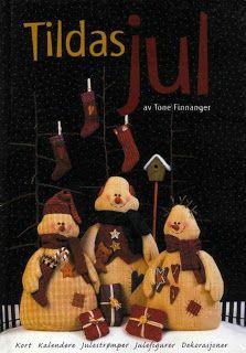 Красивые Игрушки: Вooks by Tone Finnanger (Tilda)