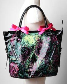 Amazon.com: IRON FIST-BAG: Clothing