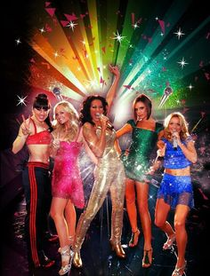 The Spice Girls 2007-2008 Tour