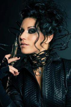 Cristina Scabbia- Lacuna Coil