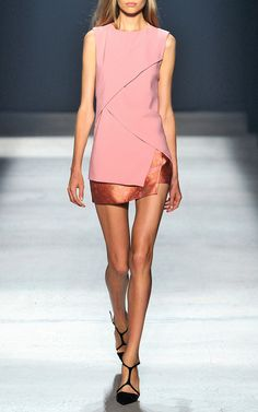 Narciso Rodriguez Spring/Summer 2014 Trunkshow Look 22 on Moda Operandi