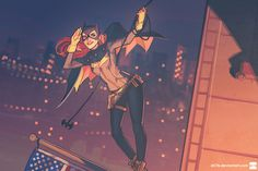 New Batgirl by dcfb