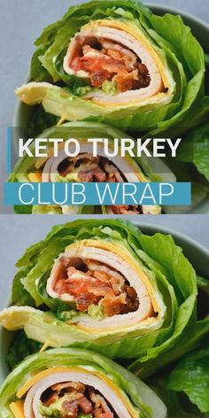 Easy Healthy Dinners, Healthy Dinner Recipes, Low Carb Recipes, Diet Recipes, Bacon Recipes, Burger Recipes, No Carb Healthy Meals, Healthy Foods, Healthy Lunch Wraps