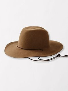 8bffa8c7d8f Brown Heather Floppy Brim Hat - Apparel   Accessories - National Cowboy  Museum Pendleton Woolen Mills