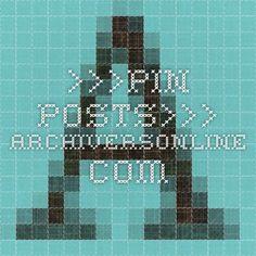 >>>PIN POSTS>>> ArchiversOnline.com