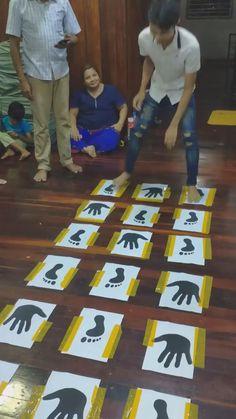 Indoor Games For Kids, Fun Activities For Kids, Diy For Kids, Family Games Indoor, Babysitting Activities, Fun Games For Adults, Board Games For Kids, Parachute Games For Kids, Adult Games