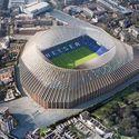 Herzog & de Meuron Release Updated Images of the New Chelsea FC Stadium in London Herzog & de Meuron Release Updated Images of the New Chelsea FC Stadium in London