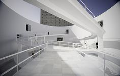 The MA: Andalucia's Museum of Memory – Alberto Campo Baeza