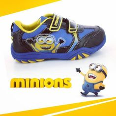 Minion products have arrived!  Get yours online and instore now. #minions  #trainers  #kids  #kidsfashion  #wynsors