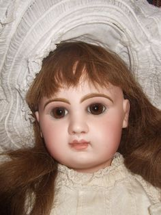 Bebe Jumeau Marked with Red Decal Stamp 12 - Castellidoll