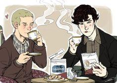 #Johnlock #SherlockHolmes #JohnWatson