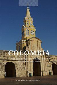 Nossos custos e roteiro pela Colombia. Clique e saiba mais.