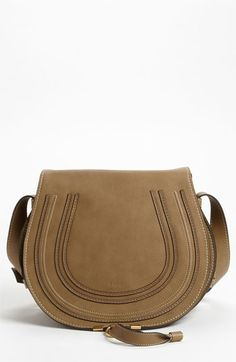 Chloé 'Marcie - Medium' Leather Crossbody Bag available at #Nordstrom. I want this bag, love it!!!