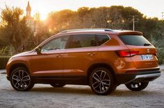 Silverstone debut for SEAT Ateca
