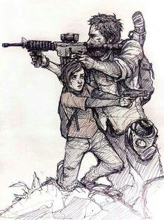 The Last of Us Art .U. -Will