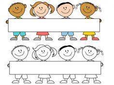 cartoon kids cheerful children png image aa pinterest rh pinterest com Clip Art Clip Art
