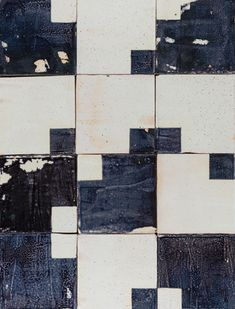 Squared - black and white wall tiles …