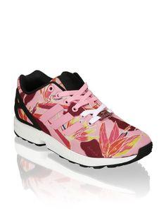 HUMANIC - Adidas Originals ZX Flux - rosa-1711121277 #lyoness