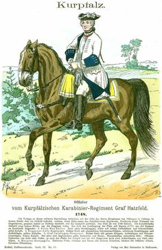 Frederick The Great, Seven Years' War, Napoleonic Wars, German Army, 18th Century, Old Things, Germany, Military, Fictional Characters