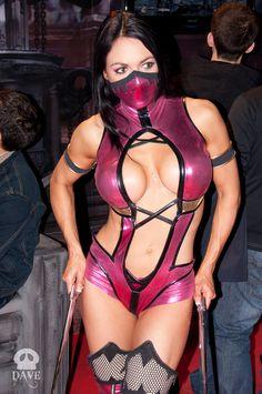 Megapost cosplay de Mortal Kombat :)