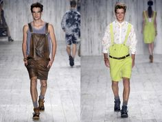 overall in men's fashion