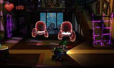 PC & Video Games: Luigis Mansion: Dark Moon