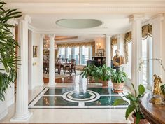 HOUSE OF THE DAY: At $100 Million, An Octagon-Shaped Penthouse In Midtown Is The New Most Expensive Listing In New York City