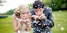 Today, we've gathered a collection of 20 DIY Glitter Wedding Ideas and Inspiration to guide you to add a shiny touch to your wedding day! Wedding Send Off, Wedding Bells, Our Wedding, Dream Wedding, Wedding Themes, Wedding Shot, Decor Wedding, Wedding Groom, Trendy Wedding