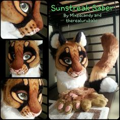 Sunstreak Saber Partial - by therealurubabe