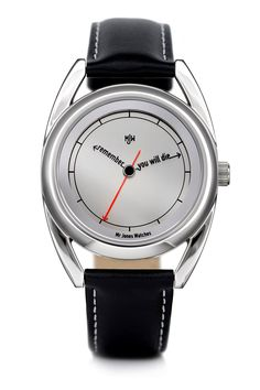 The Accurate by Mr Jones Watches