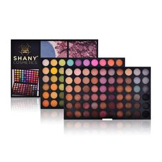 Shany Ultimate Fusion 120-Color Shimmer and Nude Eyeshadow Palette - Overstock™ Shopping - Big Discounts on Shany Cosmetics Eye Makeup