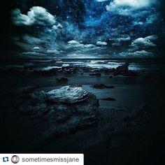#Repost @sometimesmissjane  #StarryStarryNight #night #landscape #seascape #ocean #warrnambool #beach #MissJaneOriginalArt #MyWorld #MyArt #blue #TheCrags #rsa_dark #OneFrameFilms #instacool #instamood #beautiful #beauty #rsa_mystery #pr0ject_uno #pr0ject_uno_waterviews #InMyHeadItLooksLikeThis #instagram #igdaily #DragMeOutToSeaSeries #dream_editors #psychoprincess #RoughSeas #LostAtSea by br0kensuzy