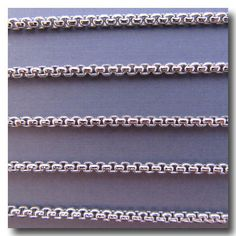 Rhodium Plate New Box Chain Silver Rings Handmade, Handcrafted Jewelry, Silver Wedding Jewelry, Stainless Steel Necklace, Box Chain, Matte Gold, Jewelry Making Supplies, Silver Earrings, Jewelry Design