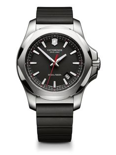 Inox Stainless Steel Watch by Victorinox Swiss Army 5ec99dbf0c