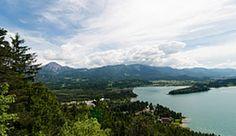 """Der Aussichtspunkt auf der Taborhöhe gilt als einer der schönsten """"Fleckerln"""" am Faaker See."""