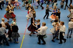Swedish Square Dance Convention, Jönköping, 2015